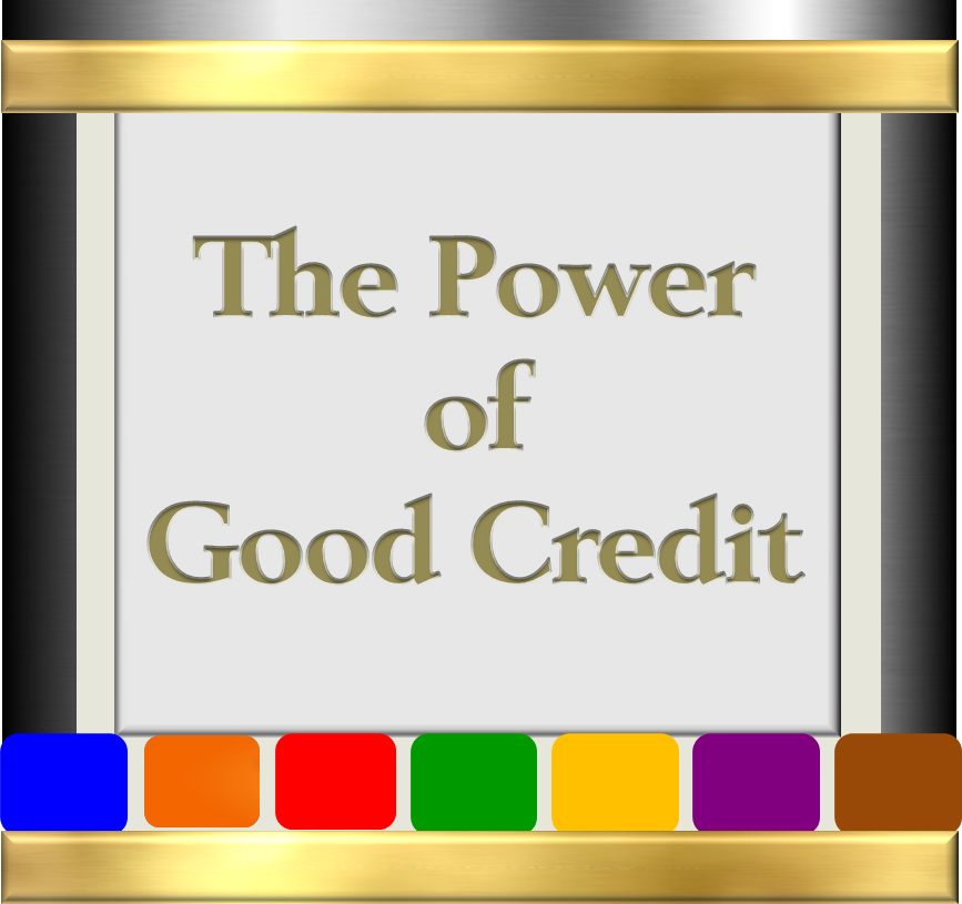 Power of Good Credit - Version 2
